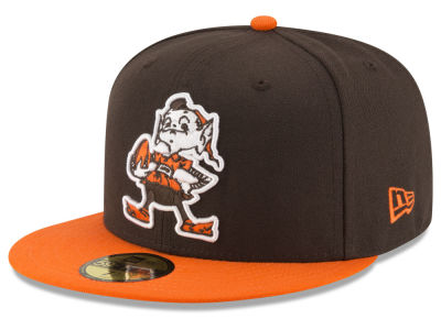 Cleveland Browns NFL Team Basic 59FIFTY Cap Hats