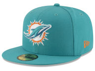 New Era NFL Team Basic 59FIFTY Cap Fitted Hats