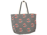 Reversible Chevron Tote Luggage, Backpacks & Bags
