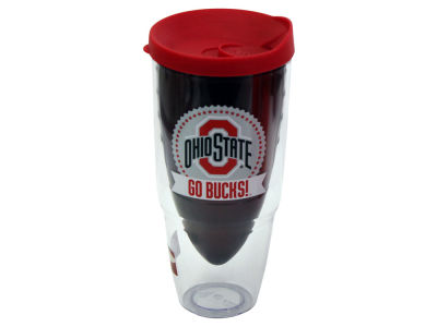 Double Wall Football Tumbler