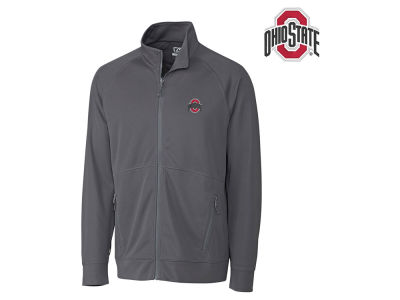 Cutter & Buck NCAA Men's Peak Full Zip Jacket