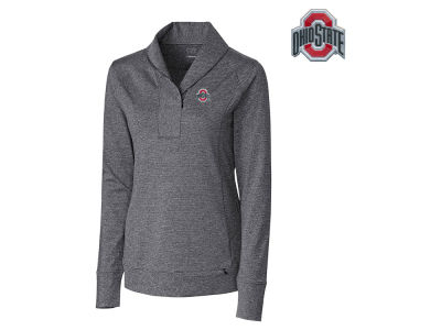 Cutter & Buck NCAA Women's Shoreline Chromaflex Half Zip Pullover