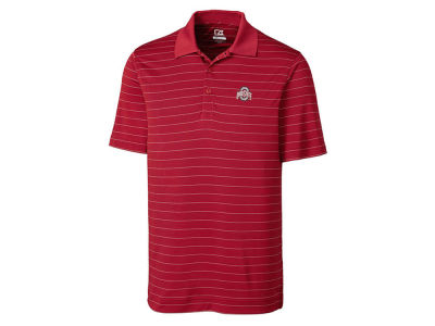 Cutter & Buck NCAA Men's Drytec Franklin Stripe Polo Shirt