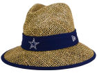 Dallas Cowboys NFL Training Straw Hat Bucket Hats