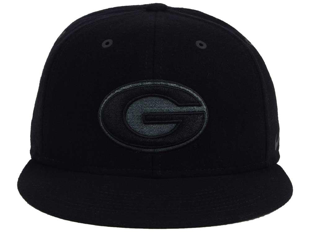 4d1dffaf055 lovely Georgia Bulldogs Nike NCAA New Day True Snapback Cap - multit.nl