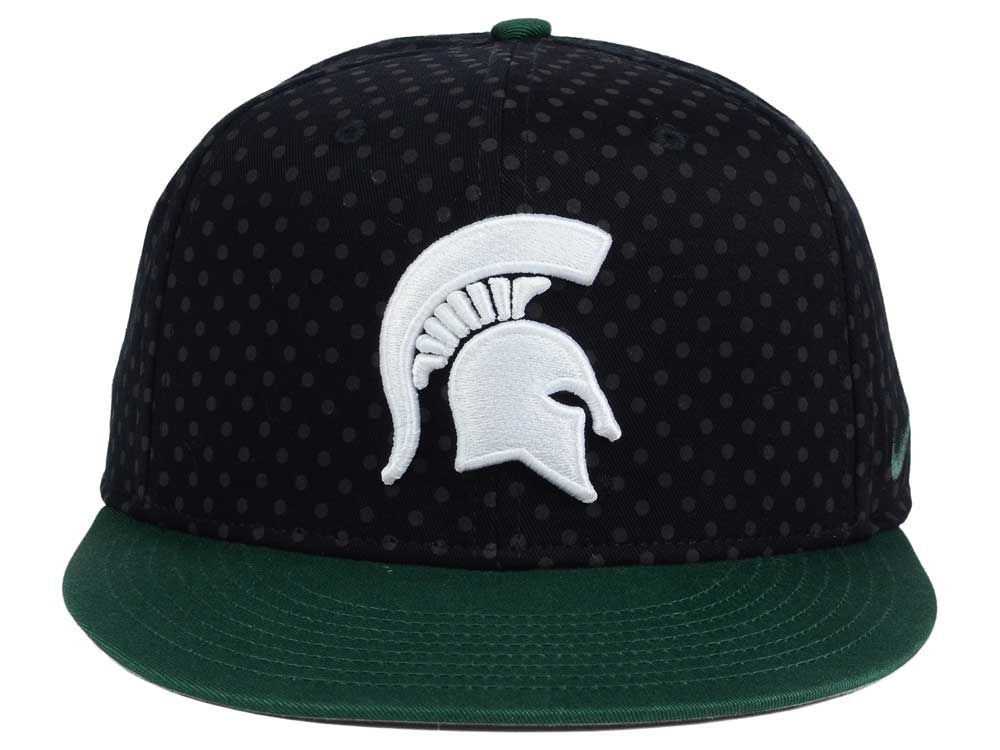 wholesale dealer aeaa3 9f8f9 ... store michigan state spartans nike ncaa local dna seasonal true  snapback cap well wreapped 31f52 1faf2