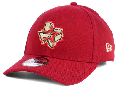 newest collection 08f32 e7353 Houston Astros New Era MLB Coop 39THIRTY Cap   lids.com
