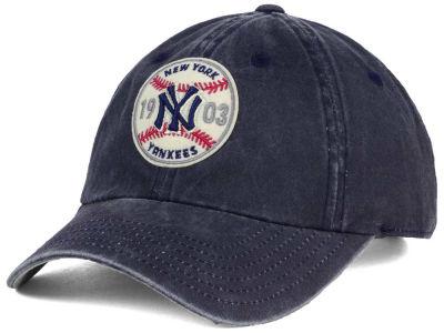 63090beab252c New York Yankees American Needle MLB AM Hardball III Hat