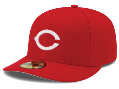 Cincinnati Reds MLB 2016 Turn Back The Clock Low Profile 59FIFTY Cap Hats