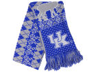 Kentucky Wildcats Forever Collectibles Reversible Reindeer Ugly Scarf Apparel & Accessories