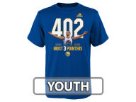 Outerstuff NBA Youth Curry 3Point Record T-Shirt T-Shirts