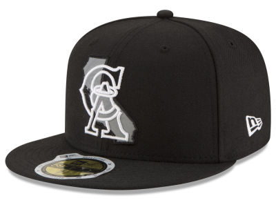 Los Angeles Angels MLB State Reflective Dub 59FIFTY Cap Hats