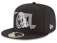New Era MLB State Reflective Dub 59FIFTY Cap Fitted Hats