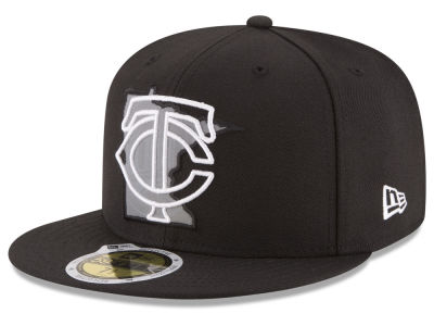 Minnesota Twins MLB State Reflective Dub 59FIFTY Cap Hats