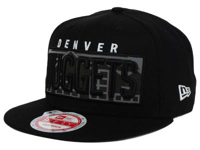 Denver Nuggets NBA HWC Dub Reflective 9FIFTY Snapback Cap Hats