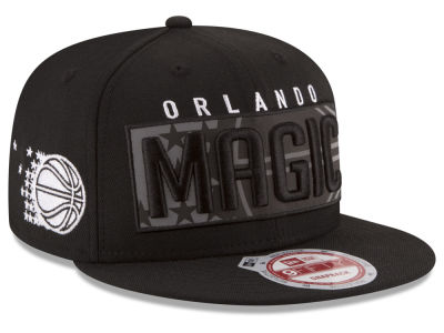 Orlando Magic NBA HWC Dub Reflective 9FIFTY Snapback Cap Hats