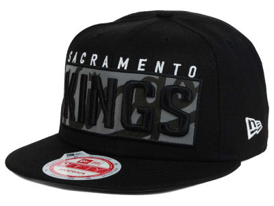 Sacramento Kings NBA HWC Dub Reflective 9FIFTY Snapback Cap Hats