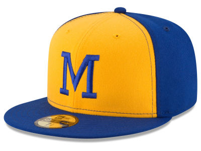 Milwaukee Brewers MLB 2016 Turn Back the Clock 59FIFTY Cap Hats