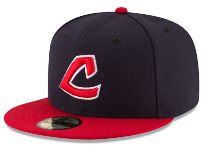 Cleveland Indians MLB 2016 Turn Back the Clock 59FIFTY Cap Hats