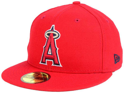 Los Angeles Angels MLB Rep Your Team 59FIFTY Cap Hats