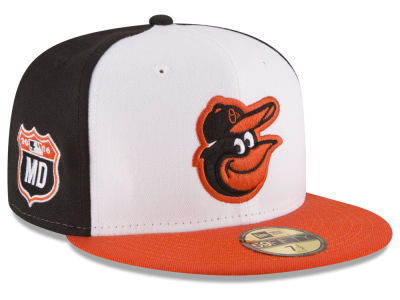 Baltimore Orioles MLB Rep Your Team 59FIFTY Cap Hats