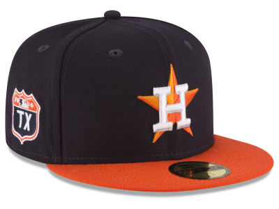 Houston Astros MLB Rep Your Team 59FIFTY Cap Hats