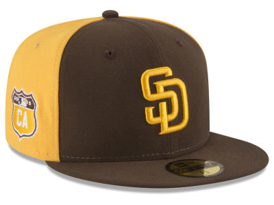 San Diego Padres MLB Rep Your Team 59FIFTY Cap Hats