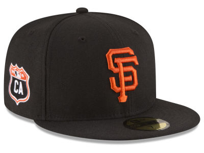 San Francisco Giants MLB Rep Your Team 59FIFTY Cap Hats