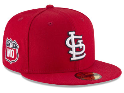 St. Louis Cardinals MLB Rep Your Team 59FIFTY Cap Hats