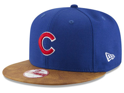 Chicago Cubs MLB Team Butter 9FIFTY Snapback Cap Hats