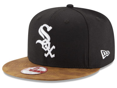 Chicago White Sox MLB Team Butter 9FIFTY Snapback Cap Hats