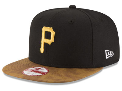 Pittsburgh Pirates MLB Team Butter 9FIFTY Snapback Cap Hats