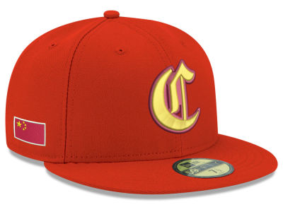 China 2017 Custom World Baseball Classic 59FIFTY Cap Hats