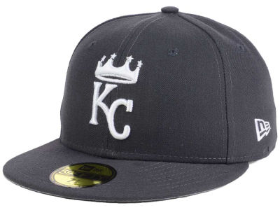Kansas City Royals MLB De Customs 59FIFTY Cap Hats