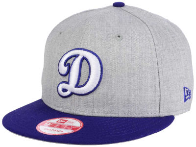 Los Angeles Dodgers MLB De Customs 9FIFTY Snapback Cap Hats