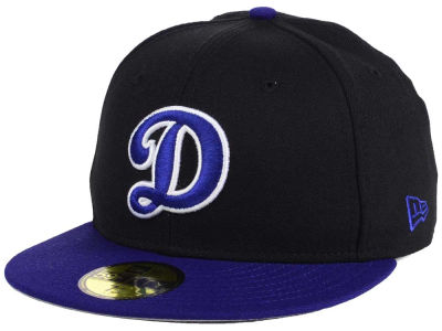 Los Angeles Dodgers MLB De Customs 59FIFTY Cap Hats