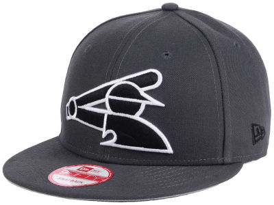 Chicago White Sox MLB De Customs 9FIFTY Snapback Cap Hats