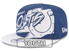 Indianapolis Colts New Era NFL Kids Graffiti 9FIFTY Snapback Cap Hats