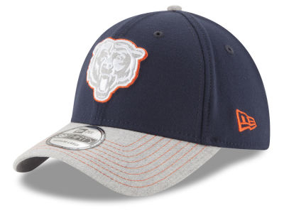 Chicago Bears NFL Heather 39THIRTY Cap Hats