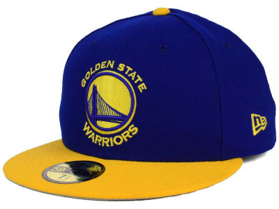 Golden State Warriors NBA GSW 73-9 Collection 59FIFTY Cap Hats