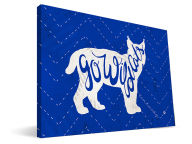 Mascot Canvas Print Picture Frames