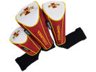 Iowa State Cyclones Team Effort 3-pack Headcover Set Golf