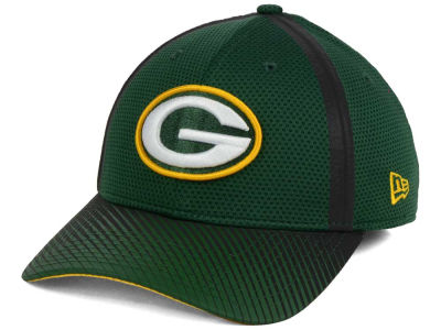 Green Bay Packers NFL Ref Fade 39THIRTY Cap Hats