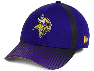 Minnesota Vikings NFL Ref Fade 39THIRTY Cap Hats