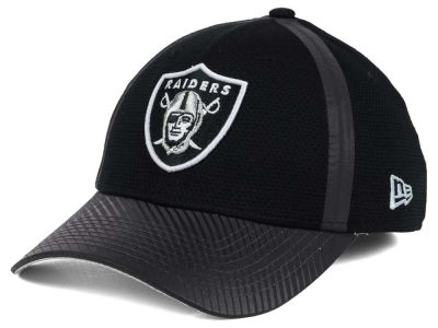 Oakland Raiders NFL Ref Fade 39THIRTY Cap Hats