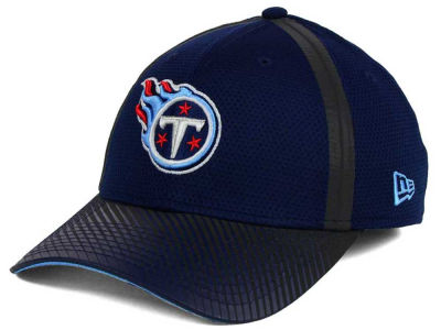 Tennessee Titans NFL Ref Fade 39THIRTY Cap Hats