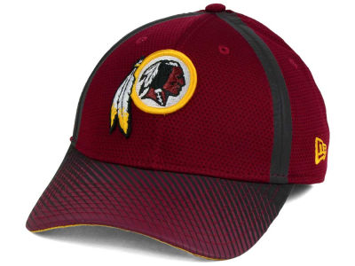Washington Redskins NFL Ref Fade 39THIRTY Cap Hats
