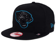 New Era NFL Black Bevel 9FIFTY Snapback Cap Adjustable Hats
