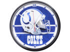 Indianapolis Colts Wincraft 12.75inch Round Clock Home Office & School Supplies