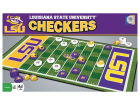 LSU Tigers Rico Industries Checkers Toys & Games